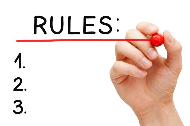 バイナリーオプション取引で感情に流されないためにエントリールールを作ろう!!